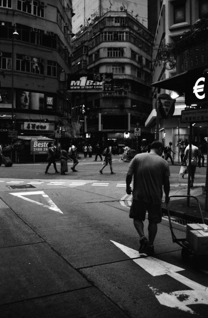 Hong Kong, Photo: Rike Simoes
