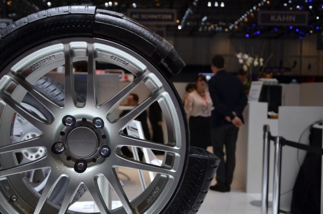 Press day Geneva Motor Show 2014