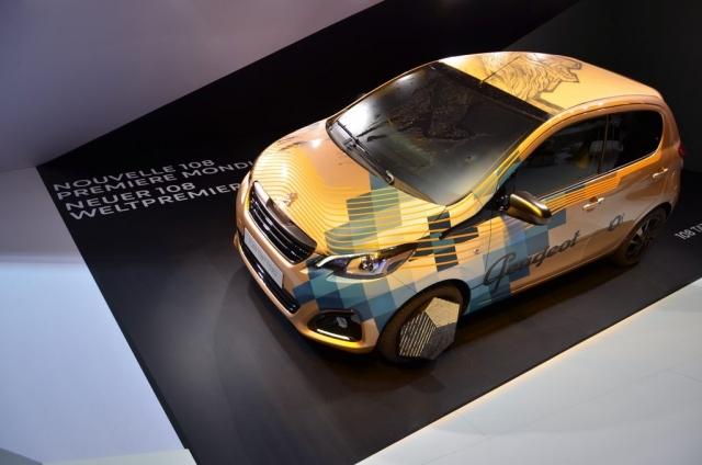 Simoes Rike - Press day Geneva Motor Show 2014